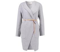Wollmantel / klassischer Mantel gris