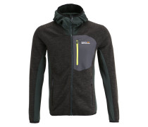 CARTERSVILLE II Fleecejacke darkest spruce