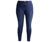 JRQUEEN Jeans Skinny Fit dark blue denim