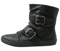OCTAVE Stiefelette black