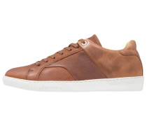 RANGER CHAPA - Sneaker low - tan/lime
