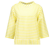SLAMMY - Bluse - yellow/white
