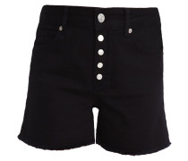 GAIA - Jeans Shorts - black
