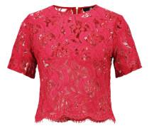 Bluse - burgundy