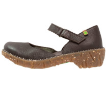 YGGDRASIL - Plateaupumps - brown
