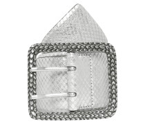 Taillengürtel silver