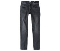 TIM Jeans Slim Fit open grey