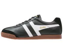 HARRIER Sneaker low black/white