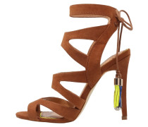 FRENCHY 2 High Heel Sandaletten tan