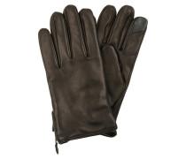 GROUND Fingerhandschuh black