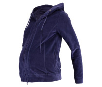 Sweatjacke - crown blue