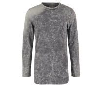 SALOMON Langarmshirt dark bone