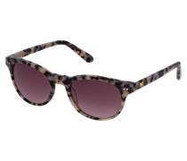 FAYE Sonnenbrille nude tortoise