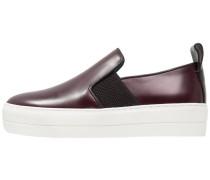 ENNITA Sneaker low deep ruby