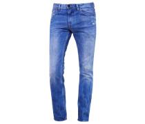 AEDAN Jeans Slim Fit super stone blue denim