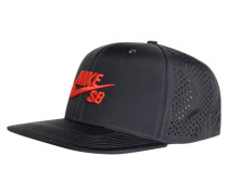 Cap anthracite/black/max orange