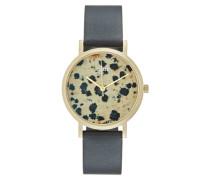 LA ROCHE - Uhr - gold-coloured/black