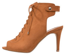 LANCE High Heel Sandaletten brown