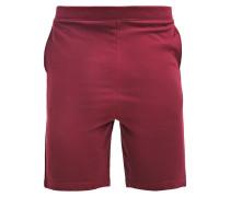 Shorts burgundy