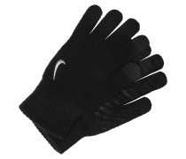 TECH - Fingerhandschuh - black/silver