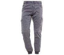 OCTANE Cargohose grey black