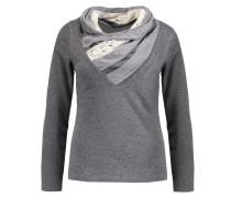 OBJTAMMY Sweatshirt medium grey melange