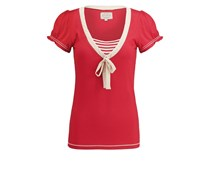 SWEET AHOI TShirt print red