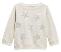 Sweatshirt cream