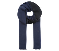 DORALA - Schal - dark saru blue/black