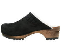 SEVERINE Clogs black