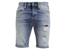 WAITOM Jeans Shorts blue denim