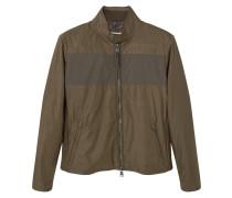 CUORE Regenjacke / wasserabweisende Jacke khaki