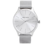 DANUBE - Uhr - silver-coloured