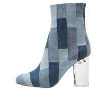 PEZZI Stiefelette blue jeans