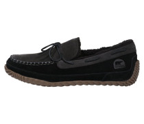 MADDOX Slipper black
