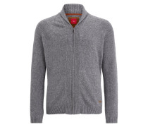 Strickjacke blend grey