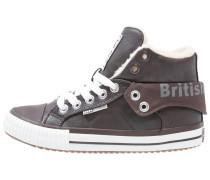 ROCO Sneaker high dark brown