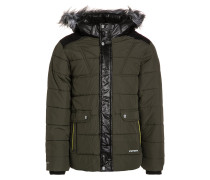 ROCCO Winterjacke antique green