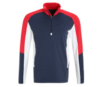GMUND Langarmshirt dunkelblau/rot/weiß