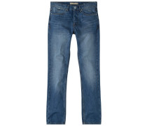 BOB Jeans Straight Leg medium blue