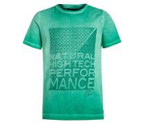 TShirt print deep green