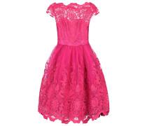 SUKI Cocktailkleid / festliches Kleid pink