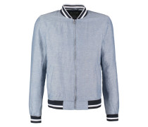 Leichte Jacke light blue