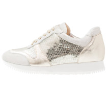 Sneaker low - platino/bianco