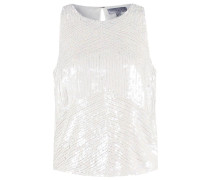 MATILLE Bluse ivory