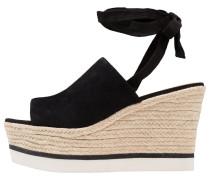 NICO - High Heel Sandaletten - black