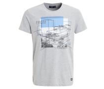 HOTEL TShirt print grey