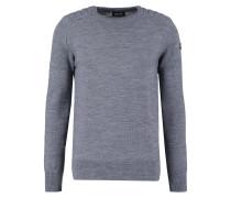 ROBIN Strickpullover heather grey