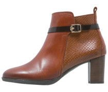 Ankle Boot cognac