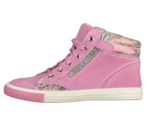 Sneaker high candy/fuchsia